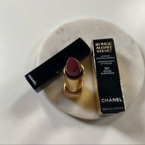 Chanel Rouge Allure Velvet #267